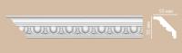 Потолочный плинтус с орнаментом DECOMASTER 95613 (55*55*2400)