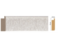 Багет Decomaster 108-19 (размер 70х10х2400)