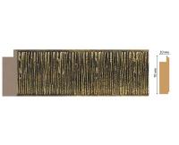 Багет Decomaster 108-28 (размер 70х10х2400)