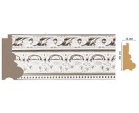 Багет Decomaster 229-182 (размер 105х51х2900)