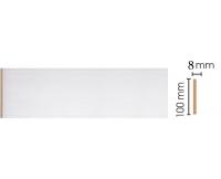 Декоративная панель Decomaster B10-118 (100х9х2400мм)