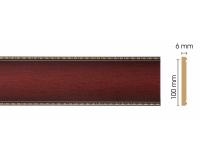 NEW Декоративная панель Decomaster F10-52 (размер 100х6х2400)