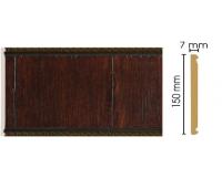 Цветная панель Decomaster С15-2 (150х7х2400)