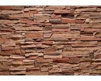 1009 Скалистая груда темно-коричневая