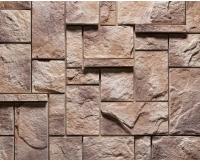 6805 Средневековый замок светло-коричневый