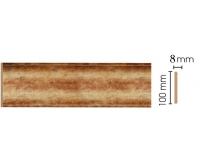 Декоративная панель Decomaster B10-126 (100х9х2400мм)