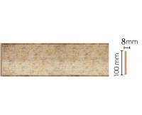 Декоративная панель Decomaster B10-553 (100х9х2400мм)